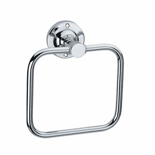 Kridhay Natura Life Stainless Steel Towel Rings/Towel Bar/Towel Holder for Bathroom and Sink (KD-TOWELRING-3)