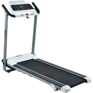 Healthgenie Pre Install Motorized Treadmill 4212PM 2HP (4 HP at Peak) for Home Use Fitness Max Speed 14 Kmph