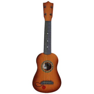 MySale High Quality Small Size Guitar Toy for Kids for Music Learning Beginners