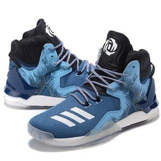 e6edb5a8e918 72%off Adidas Performance Mens D Rose 7 Primeknit Basketball Shoe