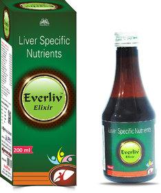Everliv Liver Specific Nutrients Liquid 200ml