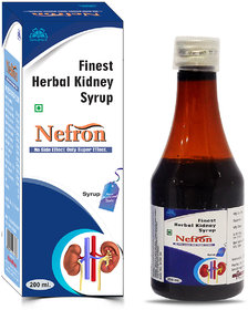Nefron Finest Herbal Kidney Syrup 200ml