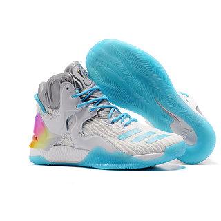 Adidas Performance Mens D Rose 7 Primeknit Basketball Shoe