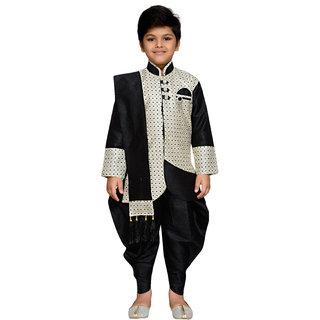c59871ae40 AJ Dezines kids festive and party wear Sherwani set for boys