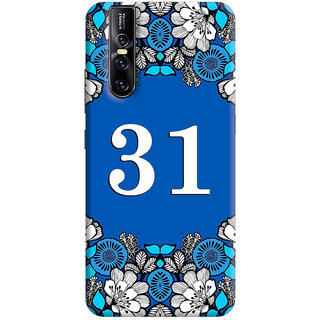 FurnishFantasy Mobile Back Cover for Vivo V15 Pro (Product ID - 1420)