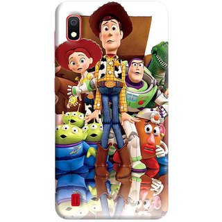 FurnishFantasy Mobile Back Cover for Samsung Galaxy A10 (Product ID - 0039)