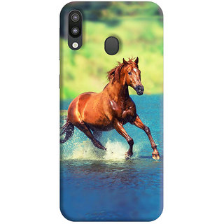 FurnishFantasy Mobile Back Cover for Samsung Galaxy M20 (Product ID - 1915)