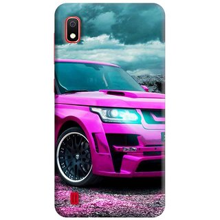 FurnishFantasy Mobile Back Cover for Samsung Galaxy A10 (Product ID - 0381)