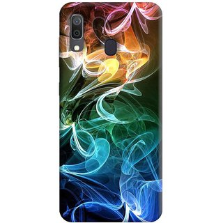 FurnishFantasy Mobile Back Cover for Samsung Galaxy A30 (Product ID - 0066)