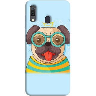 FurnishFantasy Mobile Back Cover for Samsung Galaxy A30 (Product ID - 1473)