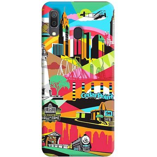 FurnishFantasy Mobile Back Cover for Samsung Galaxy A30 (Product ID - 1481)