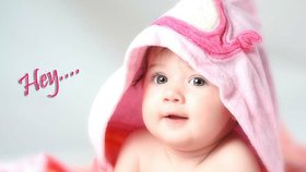 Giant Innovative - Cute Baby Wall Decor Poster Gift For Pregnant Women GI013 (250 GSM Paper, 12 x 18 Inch)