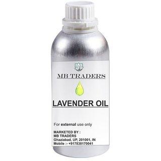 MB Traders Lavender ( Lavandula Angustifolia ) Essential Oil - 100 Pure, Natural  Undiluted1000 ML