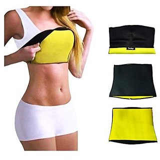 Hot Shaper Sweat Belt (2 Pair) (All Size Available)