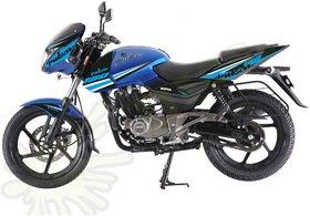 CR Decals PULSAR 150/180 CUSTOM DECALS/WRAP/STICKER RACELINE KIT BLUE