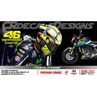 Buy PULSAR RS 200 Custom Decals/Stickers FESTIVAL OF SPEED Edition