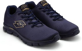 Lotto Men's Navy Sports Shoes