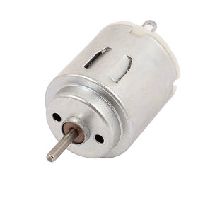 TechDelivers 10 Pieces Toy Macro Mini Motor 3V to 12V DC