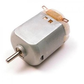 TechDelivers 10 Pieces DC Toy Motor 3V to 12V DC