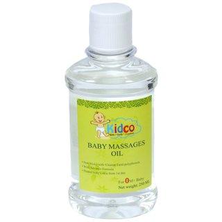 Kidco Baby massage Non Sticky Oil