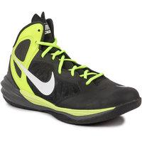 low priced e8f5b 522e2 Nike Men s Prime Hype Df Black Sports Shoes