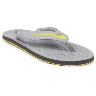 size 40 c076d 3b56e Nike Men's Chroma Thong 5 Gray Flip Flops