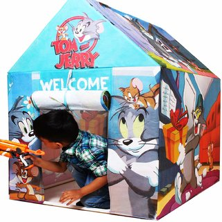 Tom and Jerry Kids Play Tent House