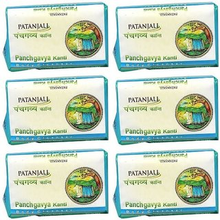 Patanjali Kanti Panchgavya 75gm ( Pack of 6 )