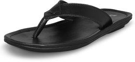 Lavista Men's Black Slippers