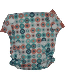Innate Newborn AIO Cloth Diaper - Dazzle