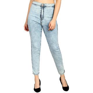 Kotty Women Regular Cotton Jeans