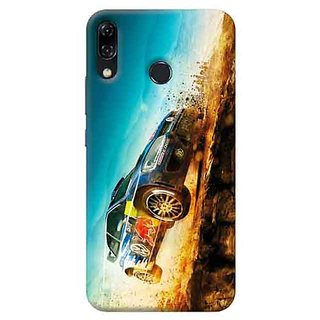 FABTODAY Back Cover for Asus Zenfone Max Pro M2 - Design ID - 0110