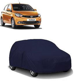 QualityBeast Extreme Car Body Cover for Tata Tiago (Blue)