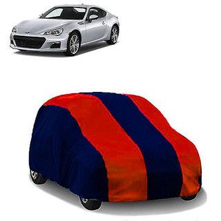 QualityBeast Extreme Car Body Cover for Subaru BRZ (MaroonBlue)