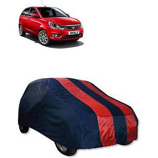QualityBeast Extreme Car Body Cover for Tata Tata Bolt (RedBlue)