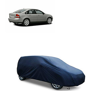 QualityBeast Extreme Car Body Cover for Volvo S40 (Blue)