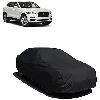 QualityBeast Extreme Car Body Cover for Jaguar F-Pace (Black)