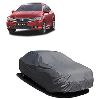 QualityBeast Extreme Car Body Cover for Honda IV-tech (Grey)