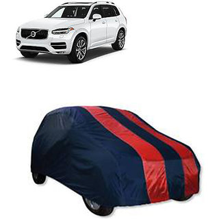 QualityBeast Extreme Car Body Cover for Volvo XC90 (RedBlue)
