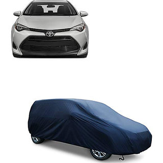 QualityBeast Extreme Car Body Cover for toyota toyota (Blue)