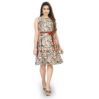 Western Dresses for Womens and Girls Party Wear one Pieces Dressfrk020