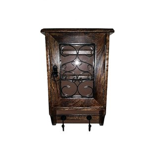 TheDecorShoppe Wooden Key Hanger Box Key Holder