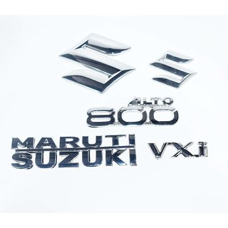DaTeen Alto 800 VXI Suzuki Emblem