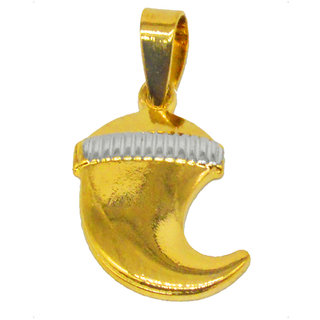 Men Style Lion Nails Claw Motif Locket Gold Silver  Stainless Steel Pendant For Men And Women