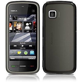 Refurbished Nokia 5233  Black (1 Year Warranty By WarrantyBazaar)