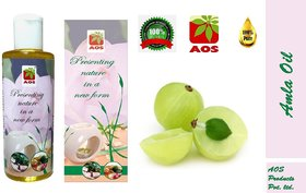 AOS Products 100 Pure Amla Oil (50 ml)