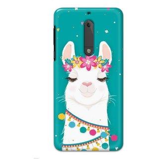Ezellohub back cover for Nokia 5 - lamba