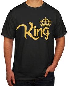 Alonzo King Men T-shirt 100 Cotton