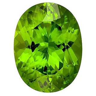 Jaipur Gemstone 8 -Ratti IGL&I Green Peridot Semi-precious Gemstone