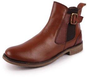 Fausto Men's Tan Boots